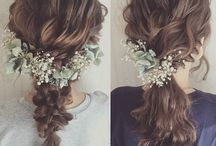 結婚式 ヘアースタイル