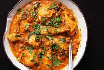 Indian recipes / Recettes indiennes