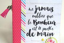 Bonheur Mini Albums