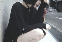 Темная мода