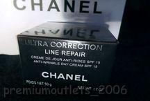 CHANEL ULTRA CORRECTION LINE REPAIR ANTI-WRINKLE DAY CREAM SPF 15 (50g/1.7oz)