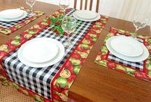 Forros de mesa