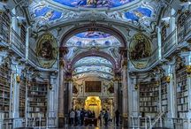 lenyűgöző könyvtárak
