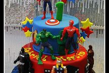 Compleanno Avengers