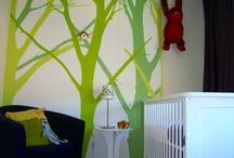 Babykamer Jungle/safari / Accessoires en andere leuke ideeën voor een jungle of safari babykamer