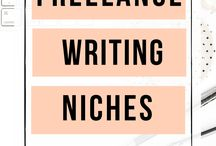 Freelance secrets / How to become the best freelance writer. All the secrets unlocked one pin at a time