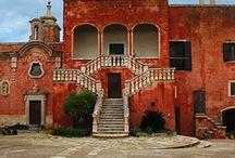 PUGLIA: Masserie e Ville. (Italy)