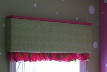 Window Treatment / diy / by Adriene Jones
