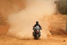 2013 WORLD TOUR - motos BMW / Lancement officiel de la moto R1200GS LC organisé par T3 avec un tour du Monde de 5 mois. Photos © T3 / Ulla LOHMANN