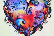 Doodling/Zentangle Art