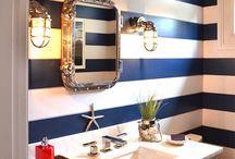 decoração maritima