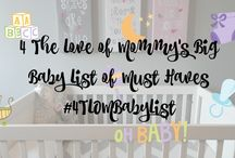 Baby Must Have List / This board contains all of my must have baby items that I have loved and used over the years