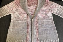 Comfort Fade Cardigan by Andrea Mowry