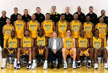 LAKERS / by Dalia Cable