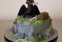 Cake ideas for Aidan / by Tuin M