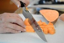 Cutco How-to Videos / Sharing the Cutco love through video. How-to use your Cutco cutlery to chop, slice and cut common foods. / by Cutco Cutlery