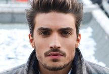 Toms hairstyles / haircuts and dye