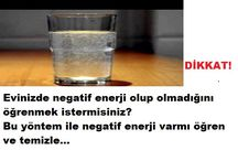 negatif enerji