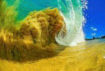 Waves & the Ocean