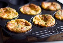 Recipes - Muffin Tin Baking / Muffin Tin Baking for lunch box