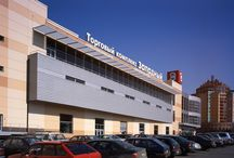 Shopping center Zapadnyy