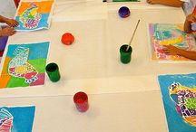 Výtvarné aktivity pro děti