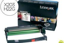 Consumibles Lexmark