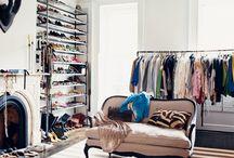 a girl's dream closet
