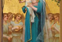 Madonna / All things for the adoration of the Madonna or Virgin Mary