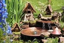 Fairy garden/home