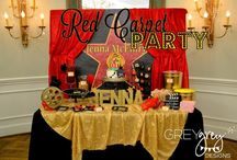 Movie party / by Aubri Griffeth
