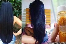 crescer cabelo