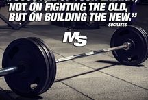 Great Muscle Building Quotes
