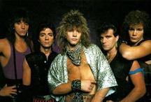Bon Jovi / Mis Dioses de New Jersey. La banda sonora de mi vida