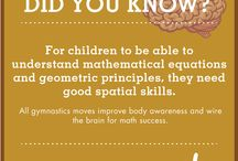 Xtreme Gymnastics: Did you know? / Xtreme Gymnastics offers a variety of programs to children of all ages, encouraging each individual to have fun as they learn. To learn more visit www.xtremegymnastics.com.