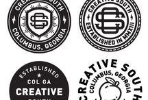 round badge logo