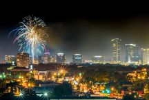 Downtown Events / One of the many great things about Downtown Orlando is that there is always something to do. From our world-class venues to our Main Streets, you can enjoy parades, unique festivals, sporting events, cultural activities and more.