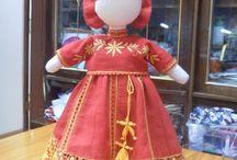 кукла народная