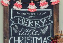 Christmas-Chalkboards