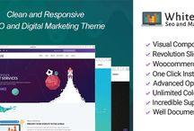 Seo and Digital Marketing Theme WordPress