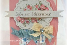 (Card - Birthdays / by Julia Mize