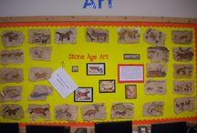 teaching: stone age