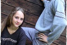 Alpaka Mode / Alpaka Kleidung für Damen und Herren