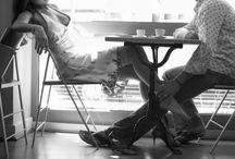SENSUAL • Couple @ Restaurant