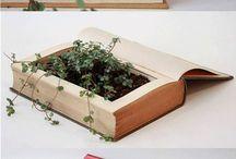recyclage vieux livres