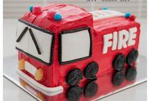Louis 3rd cake