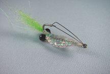 Fly-tying: Shrimps