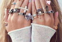 All about BEAUTY / Nails, Hair, Clothes