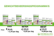 Herbalife / Herbalife is gezonde voeding met 52 essentiële voedingsstoffen om je dag mee te beginnen.