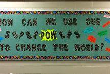 Super Students! / Classroom decorations